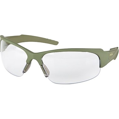 Z2000 Series Glasses, Clear, 36, Eye Protection Type, Safety Eyewear