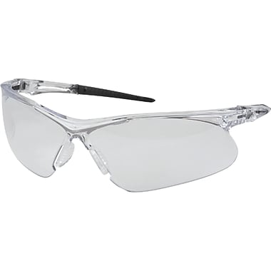 Z2100 Series Glasses, Clear, 36, Eye Protection Type, Safety Eyewear