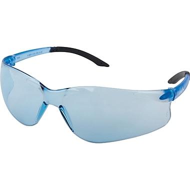 Z2400 Series Eyewear, Blue, Lens Coating, Anti-Scratch, 12/Pack