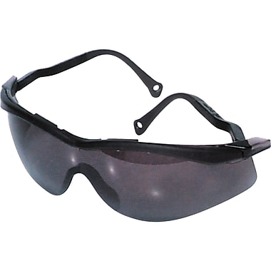 The Edge Safety Glasses, Smoke, 6, Eye Protection Type, Safety Eyewear