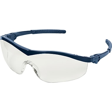 Storm, Clear, 12, Eye Protection Type, Safety Eyewear, Sj326
