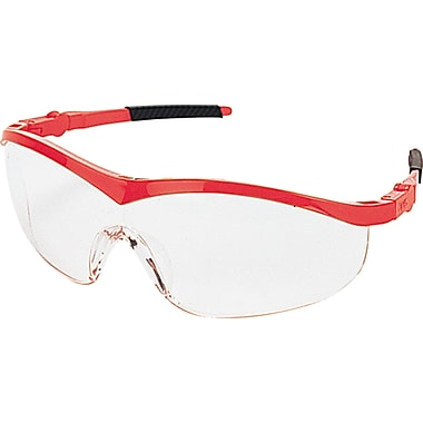 Storm, Clear, 12, Eye Protection Type, Safety Eyewear