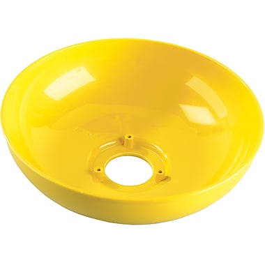 Eyewash Plastic Receptor/bowl