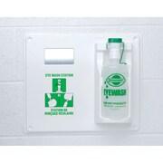 Eyewash Station And Bottle, 3/Pack