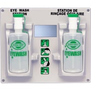 Eyewash Station And Bottle, Say485, 2/Pack