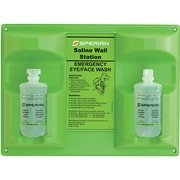 Saline Eyewash Wall Station, Sec475, 2/Pack