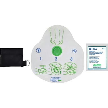 Safecross Cpr Faceshield Kits