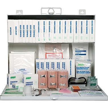 Occupational Health And Safety Regulation First Aid Kits