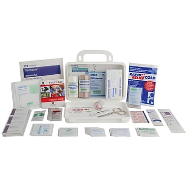 Multipurpose First Aid Kits, 3/Pack