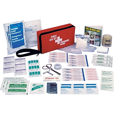 Safecross First Aid Kit, 4/Pack, (SAY234)
