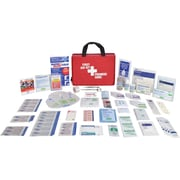 Briefcase First Aid Kits, 2/Pack