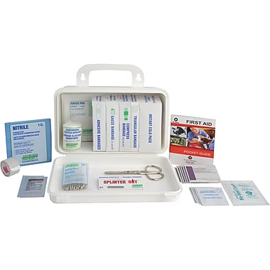 Ontario Specialty Kit - Truck First Aid Kit, 1-5 employes, SAY241, 3/Pack