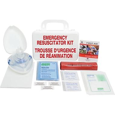 Emergency Resuscitator Kits, 3/Pack