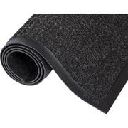 Essuie-pieds/grattoir - Tapis Super-soaker motif gaufré, Ng870, charbon