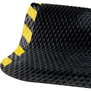 Tapis Hog Heaven No 424, Sam 174, noir/jaune