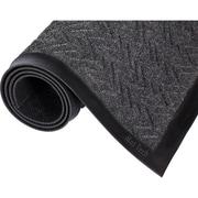 Essuie-pieds/grattoir - Tapis Chevron, Sax726, charbon