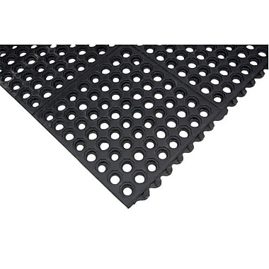 Tapis anti-fatigue, lien, Sdl865, noir, 2/paquet
