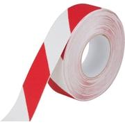 Ruban antidérapant Sdn088, rouge/blanc, paquet de 3