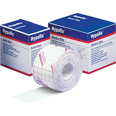 Hypafix Adhesive Dressing Retention Sheets, 4/Pack, (SAY319)