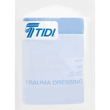 Trauma Dressings - Sterile, 12/Pack