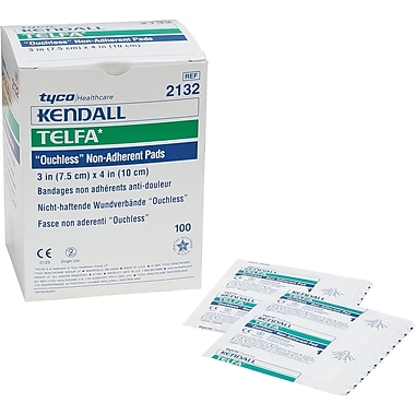 Telfa Non-adherent Dressings, Say360, 200/Pack