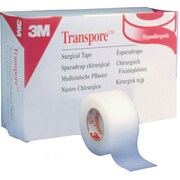 "3M™ Transpore Surgical Tape, 1"" x 10 yd , 36/Pack, (SN770)"