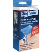 Spenco 2nd Skin Moist Burn Pads, Say449, 16/Pack