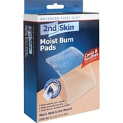 SCN Industrial Second Skin Burn Pads, 7.6 x 10.2 cm, Large , 12/Pack, (SAY450)