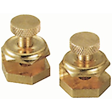 Brass Stair Gauges, TDQ462, 12/Pack