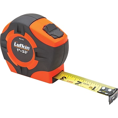 Tape Measure Hi-Viz Orange 1