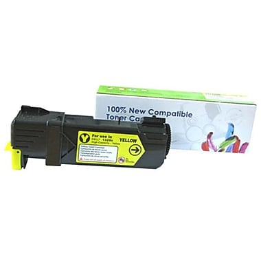 Fuzion New Compatible Dell 2150cn Yellow Toner Cartridges Standard Yield