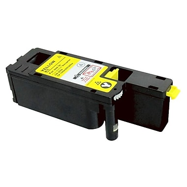 Fuzion New Compatible Dell C1660W Yellow Toner Cartridges Standard Yield