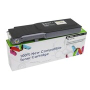 fuzion™ New Compatible Dell C3760N Black Toner Cartridges, Standard Yield (3318429)