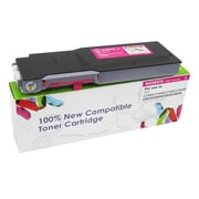 fuzion™ New Compatible Dell C3760N Magenta Toner Cartridges, Standard Yield (3318431)