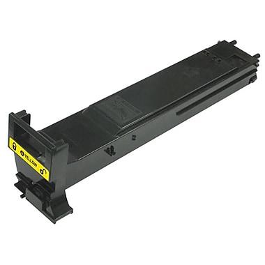 Fuzion New Compatible KM 4650 Yellow Toner Cartridges Standard Yield