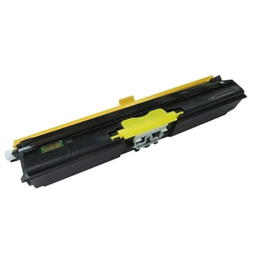 fuzion™ New Compatible KM Magicolor 1600w Yellow Toner Cartridges, Standard Yield (A0V306F)