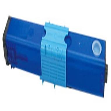 Fuzion New Compatible Okidata C530DN/MC561DN Cyan Toner Cartridges, Standard Yield (44469721)