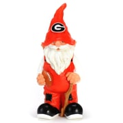 Forever Collectibles NCAA Gnome Statue; University of Georgia Bulldogs