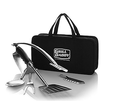 Grill Daddy Camping and Tailgating 6 in 1 Grill Set