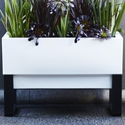 Glowpear Self-Watering Plastic Planter Box