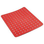 COZA DESIGN Coza Strong Durable Sink Mat; Red