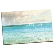 Portfolio Canvas Change in Weather by Sandra Francis Painting Print on Wrapped Canvas