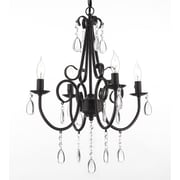 EverythingHome 4-Light Candle-Style Chandelier