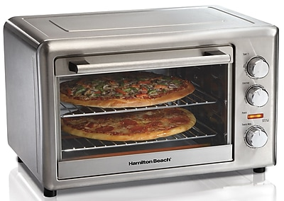 Hamilton Beach Countertop Oven w/ Convection and Rotisserie WYF078278065297