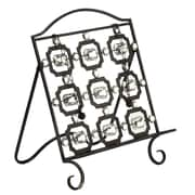 Tripar Metal Book Stand with Clear Beads, 6/Pack (42803)
