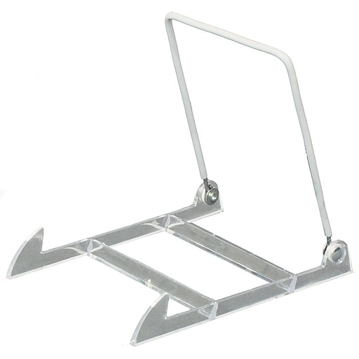 Wire Display Stand | Tripar Clear Adjustable Wire Display Stand 28 1636 Pack Of 120