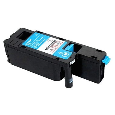 Fuzion New Compatible Dell C1660W Cyan Toner Cartridges Standard Yield