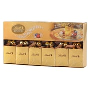 Lindor Holiday Favor Boxes, 9.6 oz (3372)
