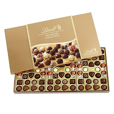 Lindt Signature Boxed Chocolate, 40.2oz (X000131DC)
