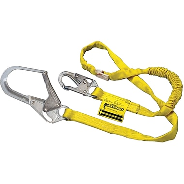 Miller Manyard Shock-absorbing Lanyards, Sc986, Length', 6